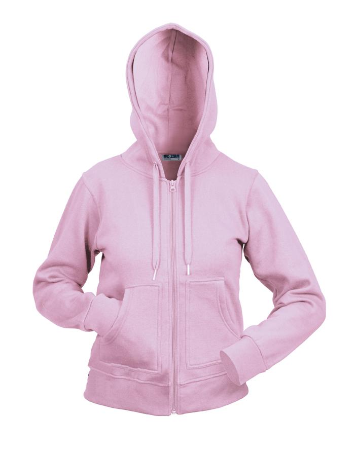 Image of Dámská mikina s kapucí a se zapínáním na zip SUCCESS - Sol's
